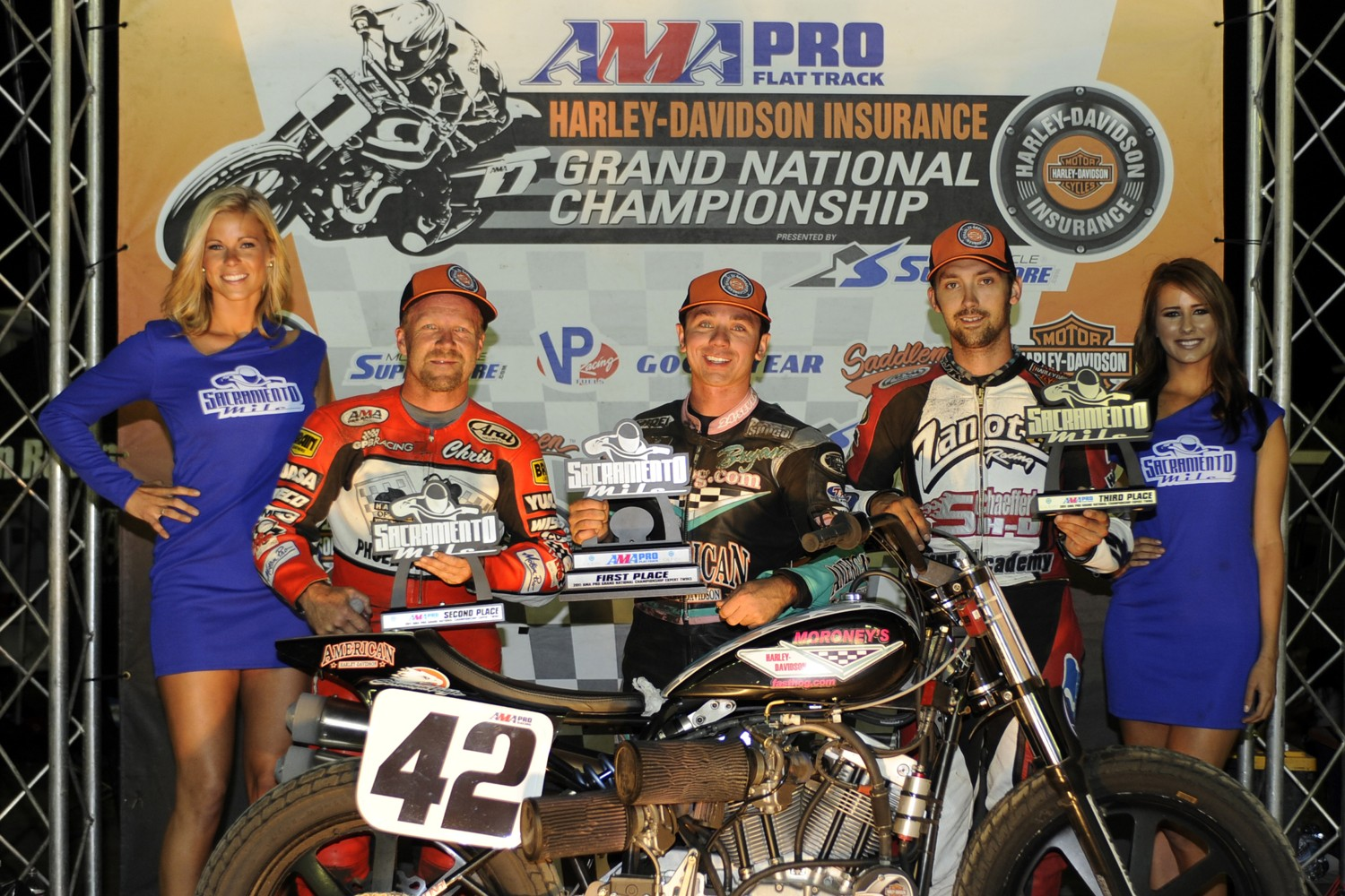 AMA Pro Racing Grand National Mile